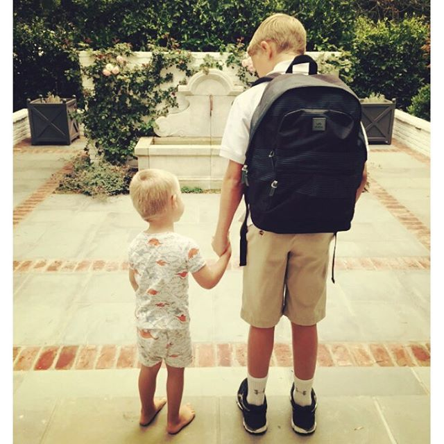 Reese Witherspoon's Kids: Back To School - http://site.celebritybabyscoop.com/cbs/2015/08/31/reese-witherspoons-school #BackToSchool, #DeaconPhillippe, #ReeseWitherspoon, #TennesseeToth