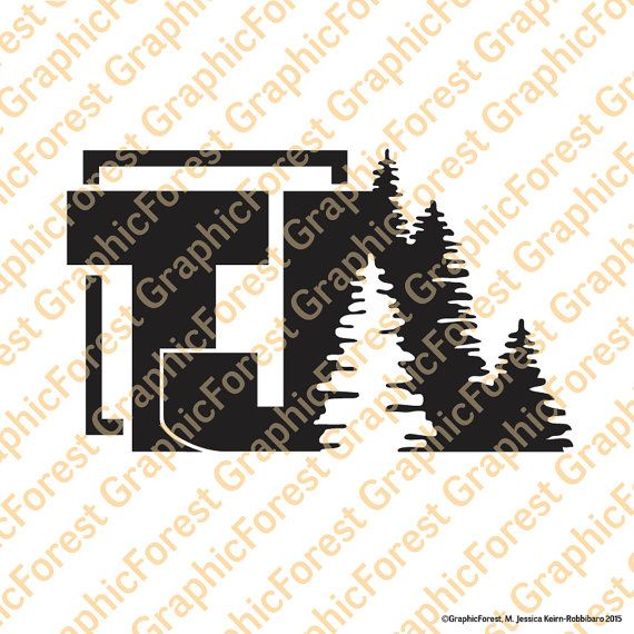 Hey, I found this really awesome Etsy listing at https://www.etsy.com/listing/223706598/jeep-wrangler-tj-with-trees-decal
