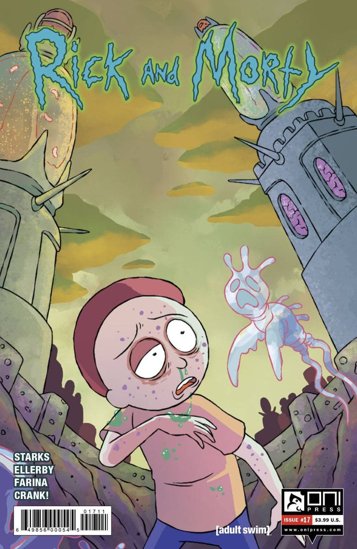 ONI PRESS INC. (W) Kyle Starks, Marc Ellerby (A) Marc Ellerby (CA) CJ Cannon Rick's old drinking buddy has been dethroned and imprisoned by the new queen that Rick told him not to marry. Rick takes Mo