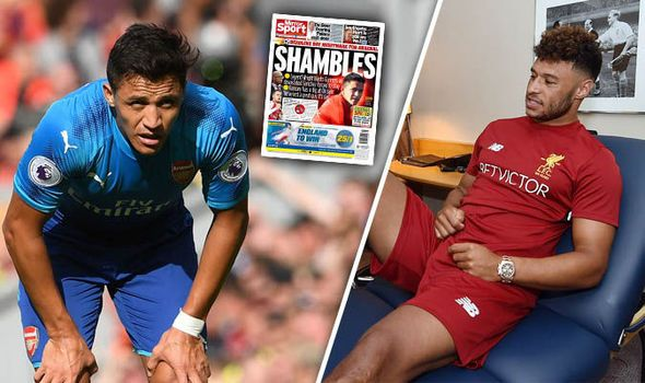 Paper round-up: Arsenal's Sanchez shambles Spurs beat Chelsea to Llorente Liverpool deal   via Arsenal FC - Latest news gossip and videos http://ift.tt/2eo2OED  Arsenal FC - Latest news gossip and videos IFTTT