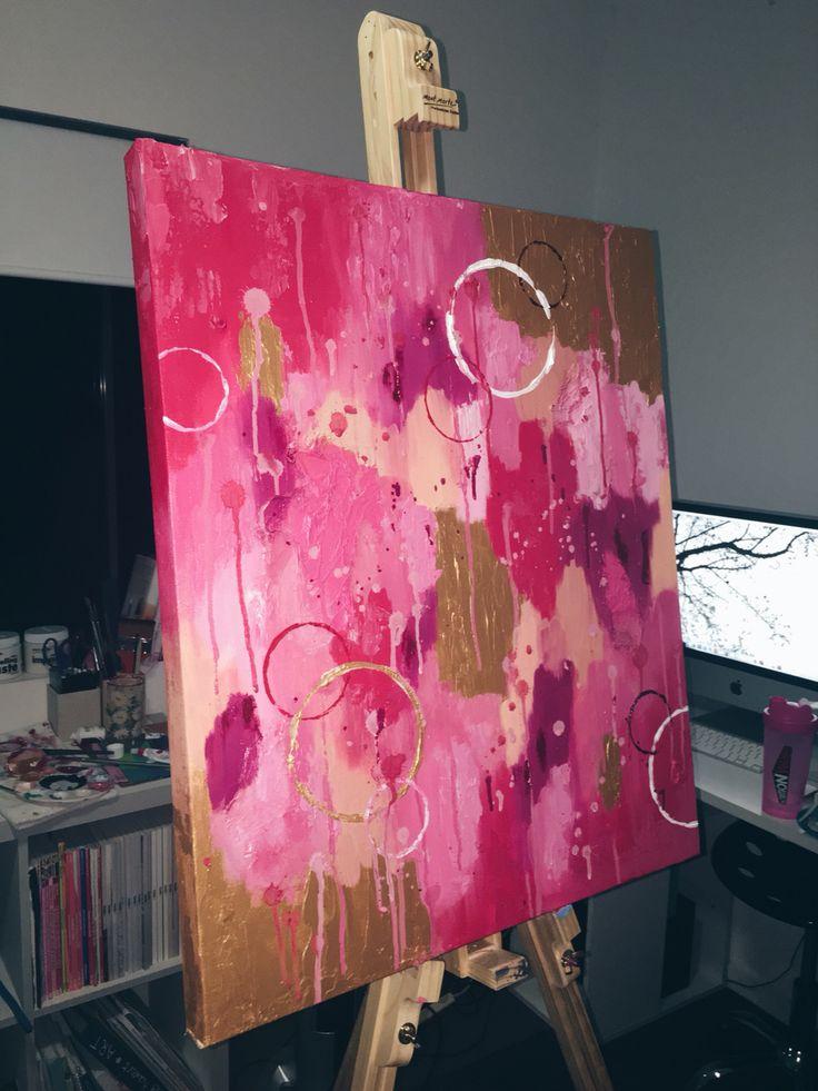 MEK art & design™   finished product   Bleeding Love