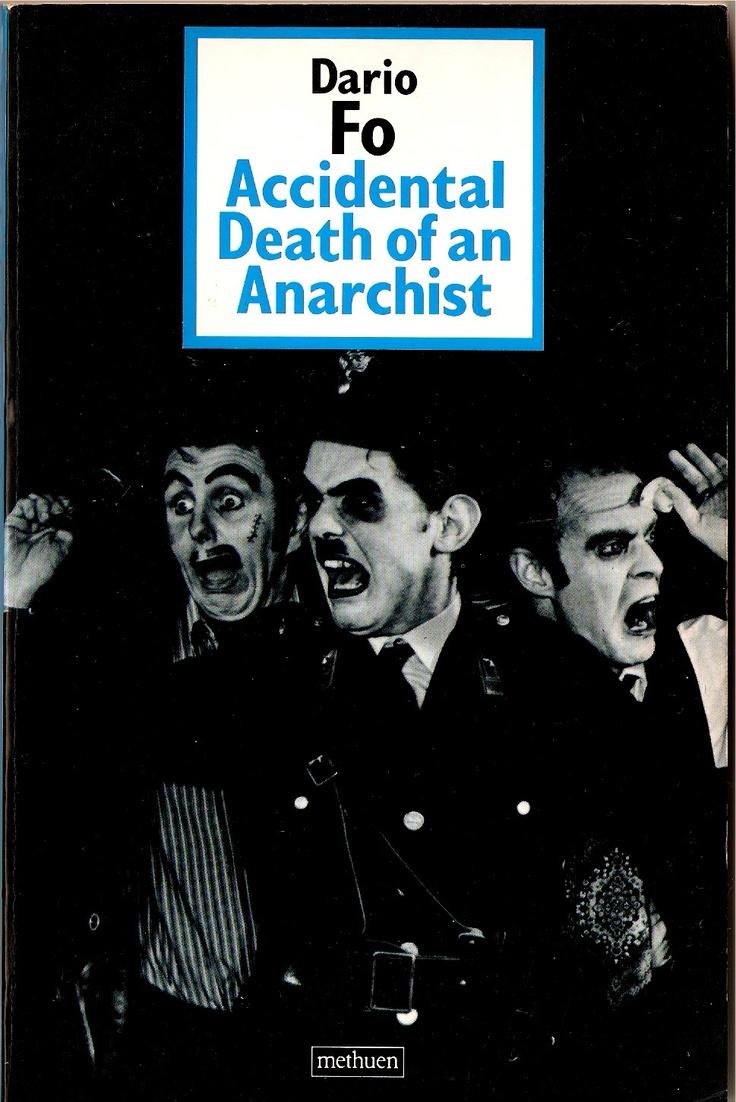 dario fo s the accidental death of Dario fo's 'accidental death of an anarchist' runs feb  the blinn college- bryan campus theatre arts program is bringing slapstick comedy.