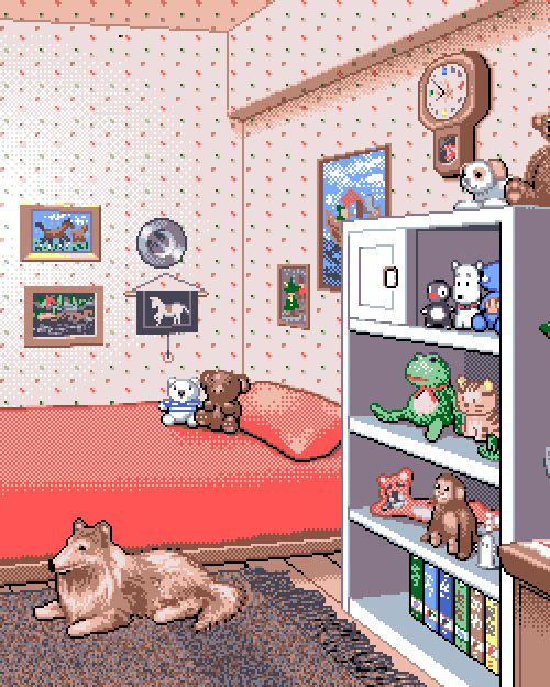 Koko Wa Rakuensou 2 U2014 PC98 U2014 Foster (1995)