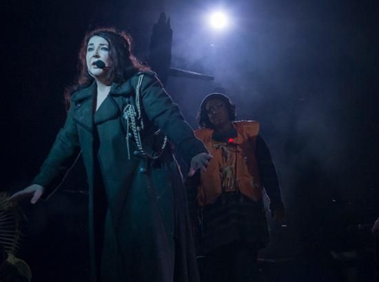 The Quietus | Features | Three Songs No Flash | An Ultrahuman: Kate Bush Reviewed Live, By Simon Price
