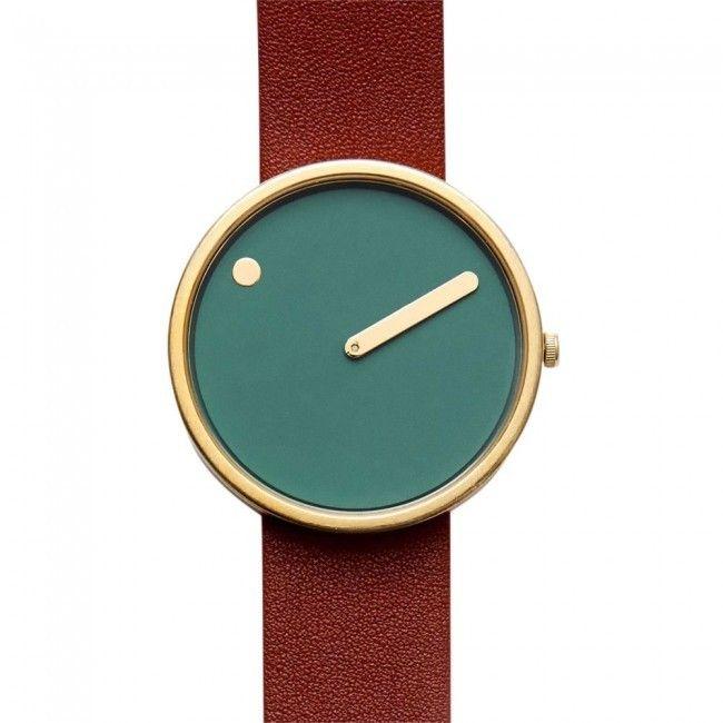 Rosendahl+Watch+-+PICTO+Leather+(twistedtime.com)