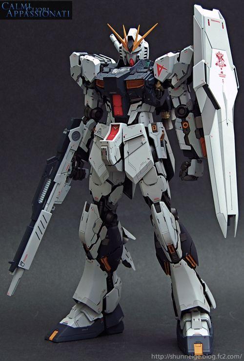 Nu Gundam ↩☾それはすぐに私は行くべきである。 ∑(O_O;) ☕ upload is galaxy note3/2015.10.26 with ☯''地獄のテロリスト''☯ (о゚д゚о)♂