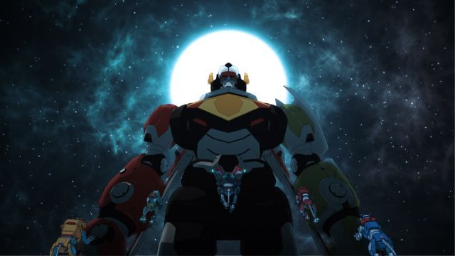 Netflix Debuts Voltron Legendary Defender Season 3 Trailer   Netflix debuts Voltron Legendary Defender Season 3 trailer  DreamWorks Animation and Netflix have released the official trailer for Voltron Legendary DefenderSeason 3. Voltron Legendary DefenderSeason 3 will debut on Netflix this Friday August 4 with seven all-new episodes. It will be followed by Season 4s six episodes in October.  In the wake of Zarkons defeat and Shiros disappearance the paladins struggle to move forward with no…