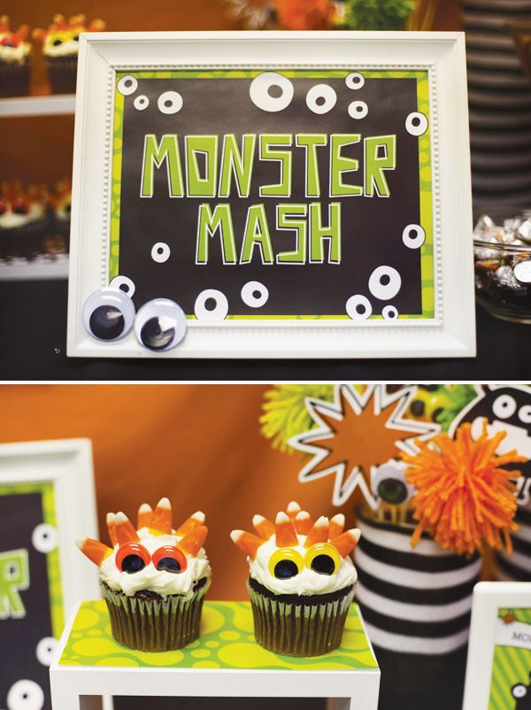 monster mash kids halloween party theme