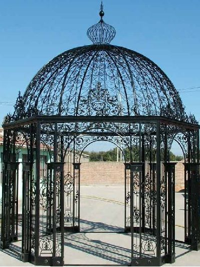 Wrought Iron Gazebos For Sale US On Amazon
