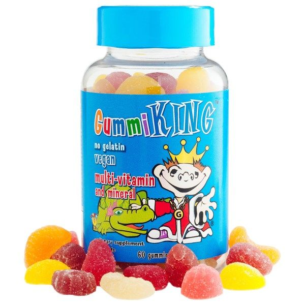 EXTRA SALE on #iHerb Gummi King Multi-Vitamin For Kids 44% + $5 OFF - Now FREE ! #RT #deals Discount applied in cart