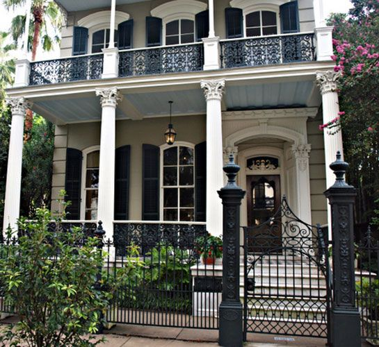 17 best images about garden district homes on pinterest for New orleans style house plans