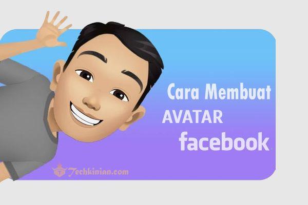 Begini Caranya Membuat Avatar Facebook Yang Sedang Viral Di 2020 Avatar Facebook Wajah