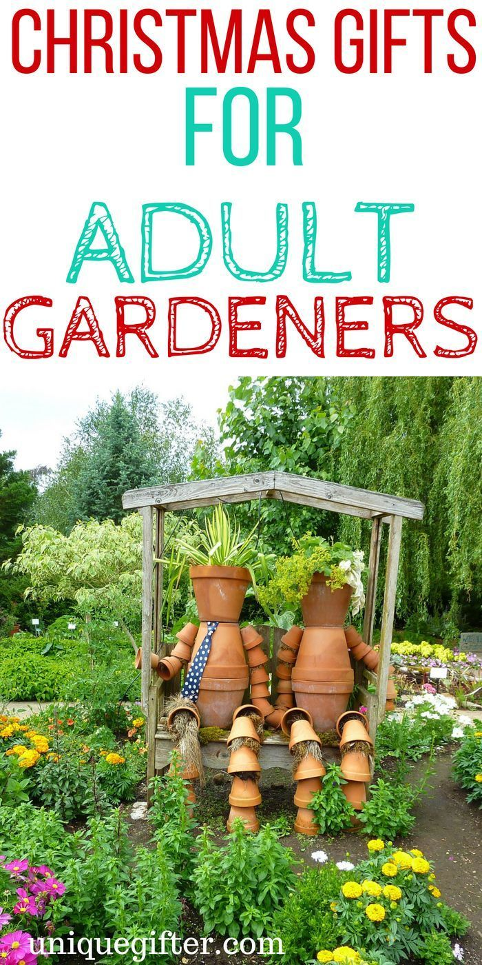 Christmas Gifts For Adult Gardeners Christmas Gifts For Adults