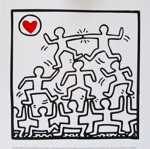 17 bsta bilder om Keith Haring p Pinterest  Keith haring Pop