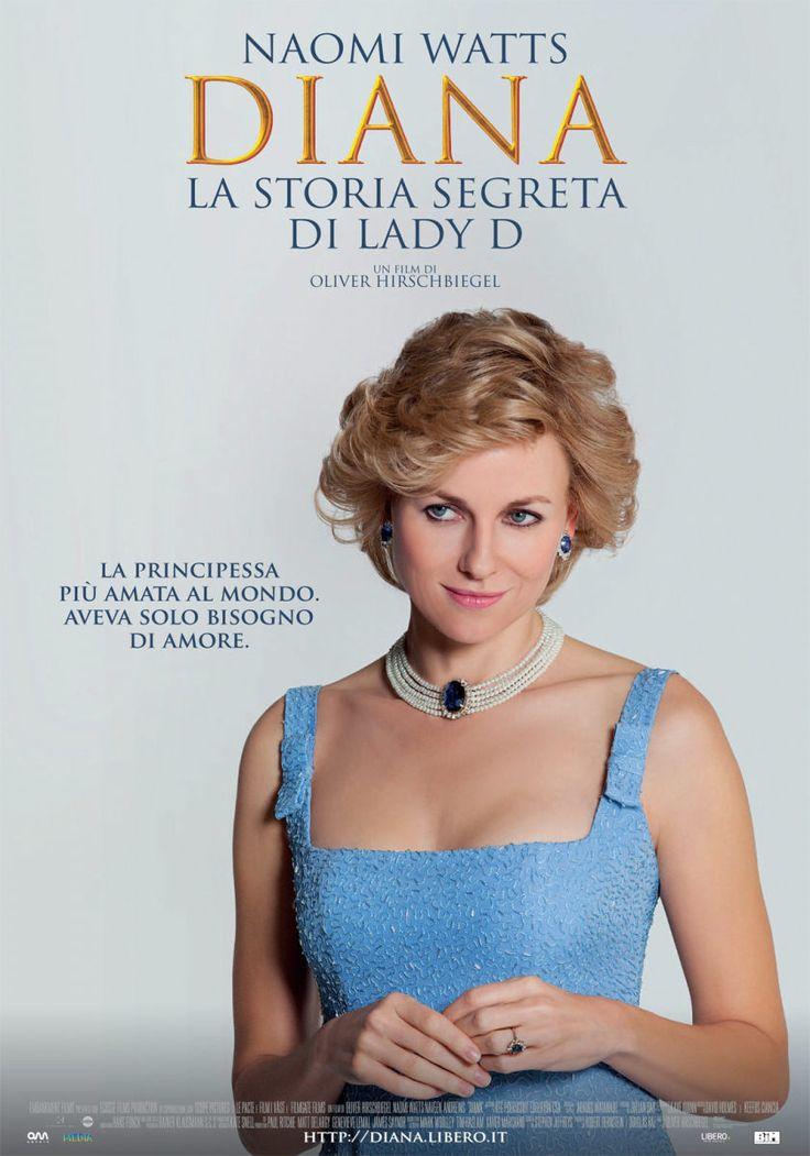 Diana - La storia segreta di Lady D., dal 3 ottobre al cinema.