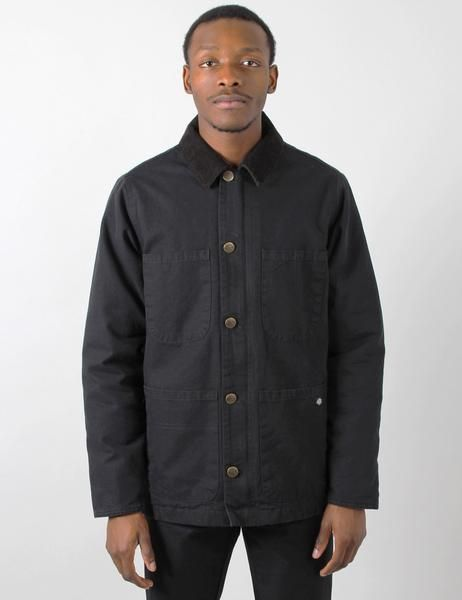 Dickies Thornton Chore Jacket - Black