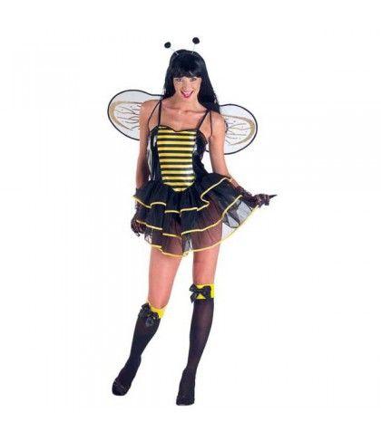 Μελισσούλα στολή ενηλίκων Ζωάκια στολές