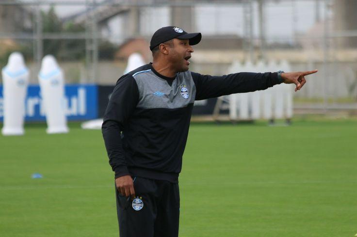 Ex-técnico do Grêmio, Roger é aliado do Galo, mesmo sem comandar o time #globoesporte