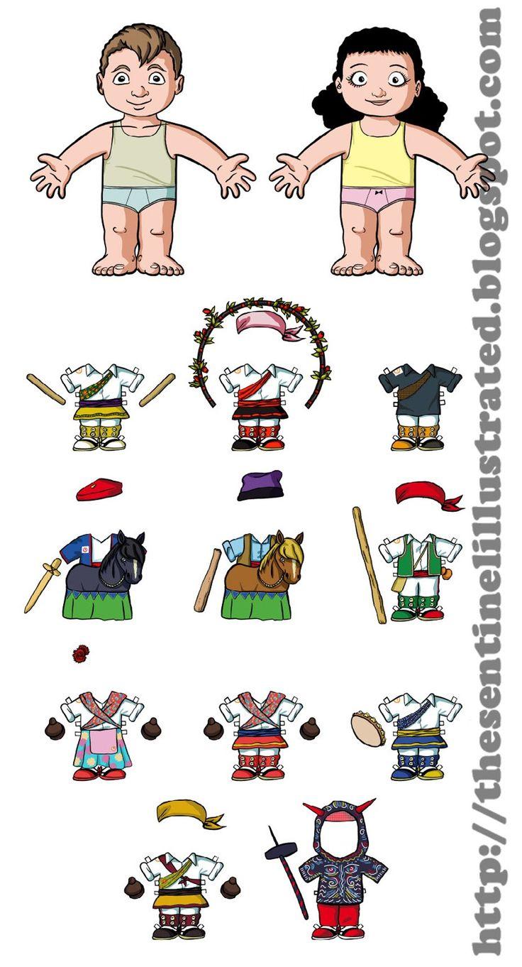 Dossier Festa Major 1 - Vestits de balls populars