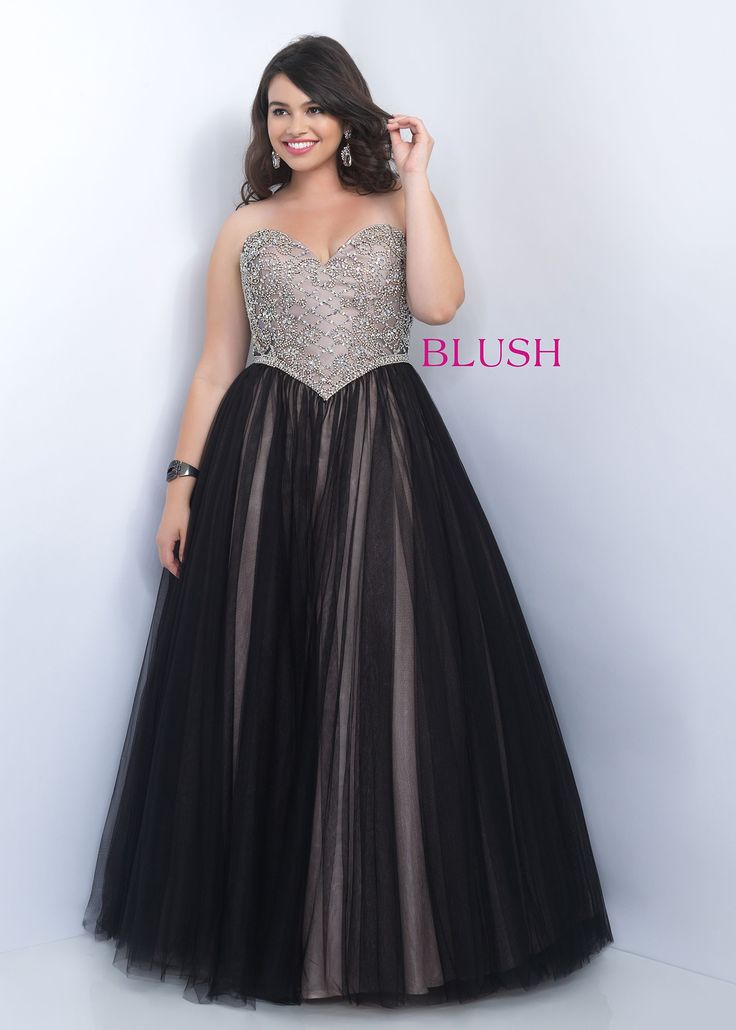 32 best Plus Size Prom Dresses images on Pinterest