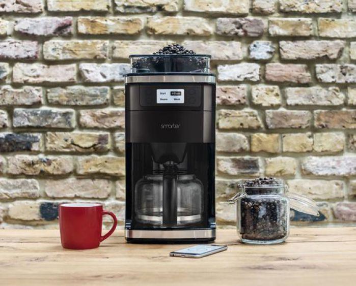 <3 Jeu Concours - Tentez de gagner une cafetière Smarter Coffee en partenariat avec Le Blog Domotique  http://leblogdestendances.fr/high-tech/cafetiere-smarter-coffee-19276 #IoT #IdO #cafe #tendance poke Le blog des Tendances