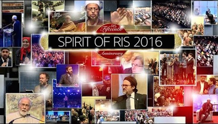 Muslims will gather in Toronto for the 15th #RIS2016. Speakers include Hamza Yusuf Suhaib Webb #ris2016