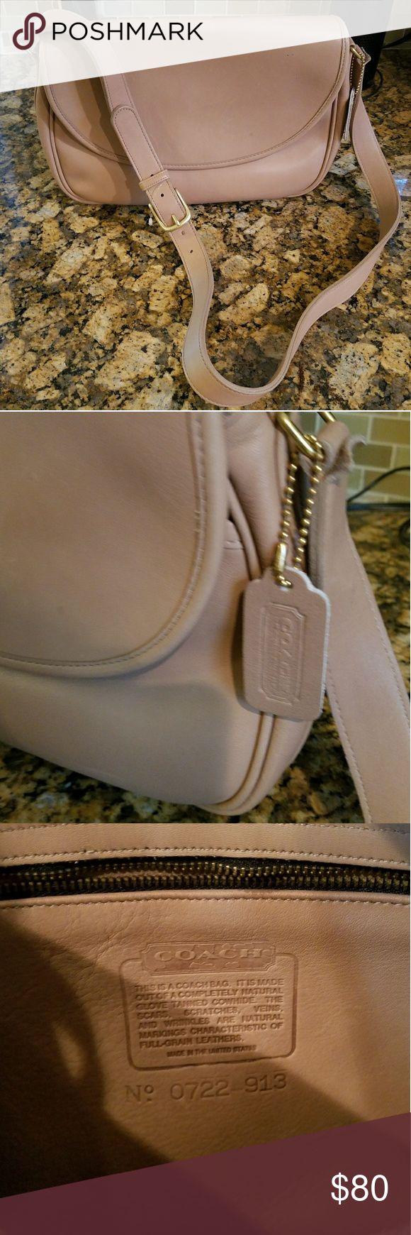 coach coin purse outlet 6o5o  Vintage Coach Satchel