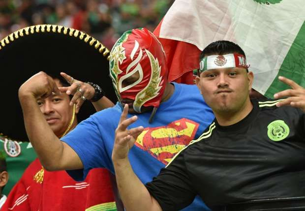 Fans fighting cups flying and fun football - Copa America shows world what soccer is like in the Americas