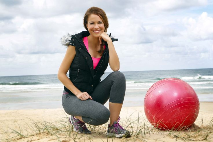 Fitness with Libby Stone and Lorna Jane