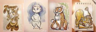 sketches  Simona Cornacchia