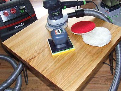 Olejowanie blatu drewnianego Tychy