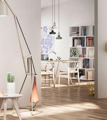 M s de 1000 ideas sobre pisos imitacion madera en - Baldosas imitacion parquet ...