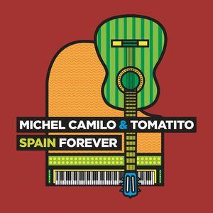 """MICHEL CAMILO & TOMATITO: """" spain forever """" ( impulse) personnel: michel camilo (p), tomatito (g)  http://www.qobuz.com/fr-fr/album/spain-forever-michel-camilo-tomatito/0060255717342"""