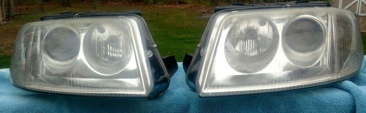 Awesome Awesome vw passat headlight assembly matched set 2017 2018