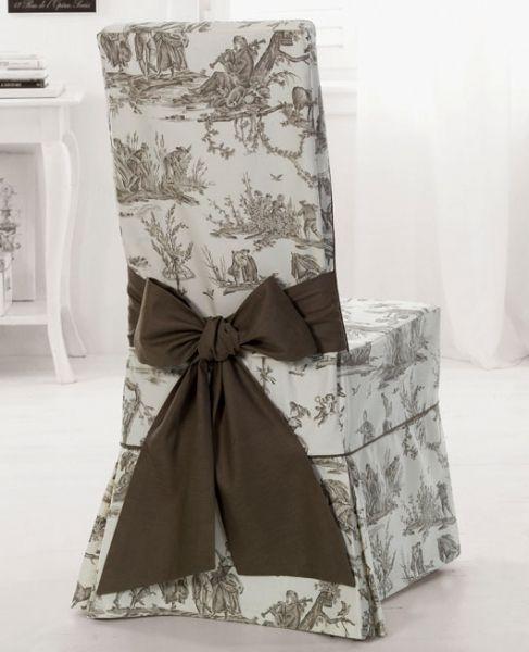 Les 25 meilleures id es de la cat gorie housses de chaises for Couture housse de chaise