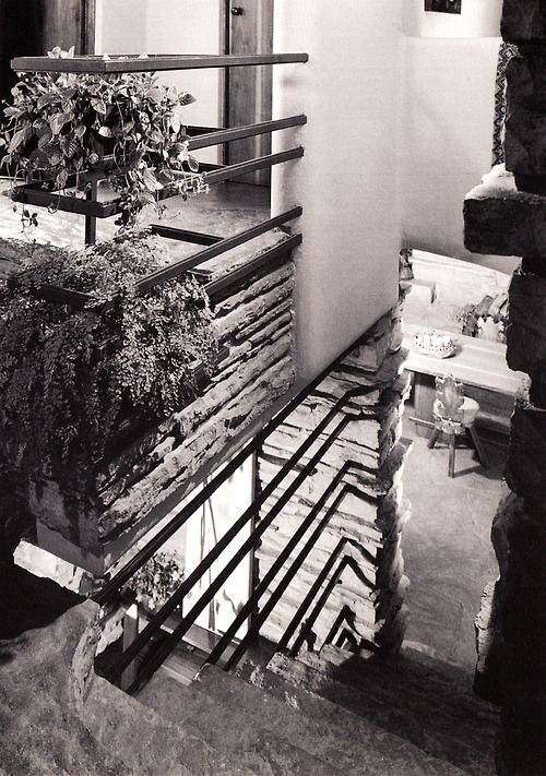 Best 1000 Images About Fallingwater L 2Nd Floor Stairs On 400 x 300