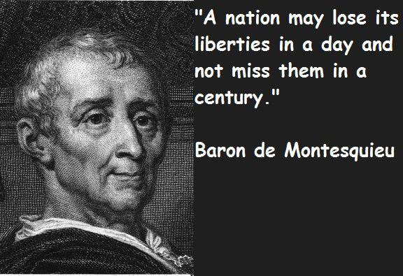 enlightened philosophers john locke baron de Overview of the enlightenment cont: heros of the enlightenment: john locke baron de montesquieu.