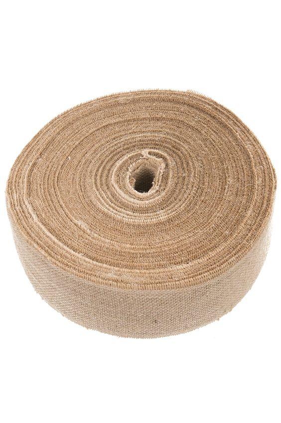 Burlap Ribbon 4 X 100 Yards Long Burlap Roll Perfect For Weddings Tie Backs Sashes Wreaths Table Ru With Images Burlap Decor Burlap Crafts Burlap Rolls