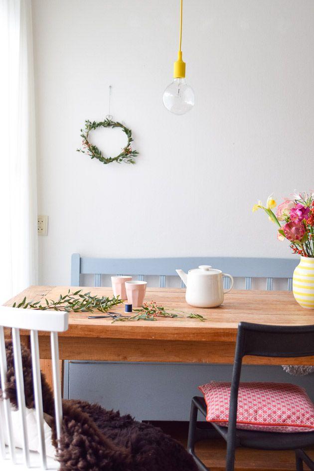 Scandinavische kersthanger | Wimke