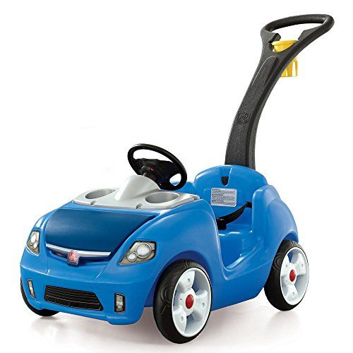Step2 Whisper Ride Ii Ride On Push Car Blue Step2 Https Www Amazon Com Dp B008co80sa Ref Cm Sw R Pi Dp U X Xoz Ride On Toys Kids Ride On Toys For 1 Year Old