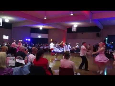 Over 45s Slow Song at the Alley Catz 2016 Shootout - YouTube