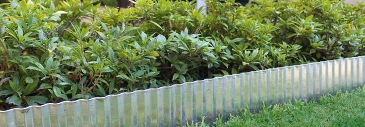 Steel Garden Edging More Corrugated Metal Edging Also 400 x 300