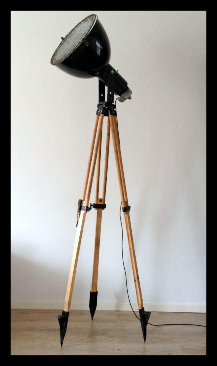 Bauhaus statieflamp