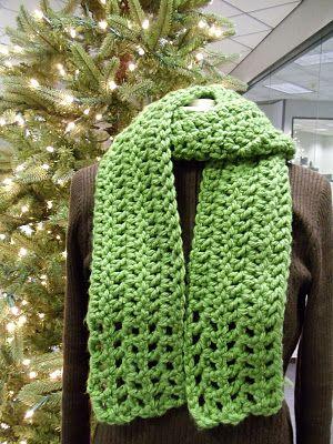 Crochet Scarf Patterns Using Q Hook : Crochet scarfs, I will and Hooks on Pinterest