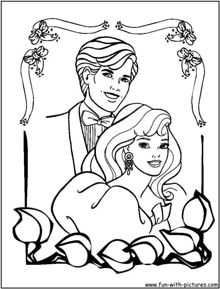 barbie coloring pages dresser | 1000+ images about princezny on Pinterest | Princess ...