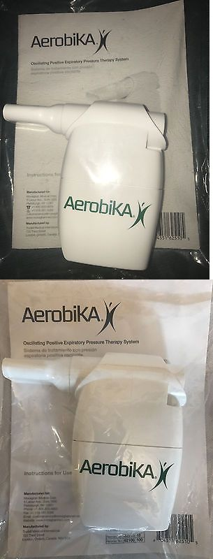 Inhalers and Nebulizers: Aerobika Oscillating Positive Expiratory Pressure Therapy (Pep) Device -> BUY IT NOW ONLY: $59.95 on eBay!