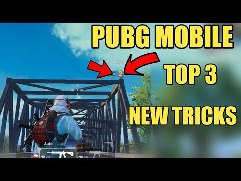 Pubg Mobile Top 3 New Tips And Tricks Hindi ! Only 0 5