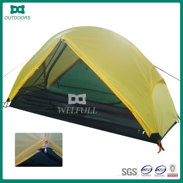 Outdoors / Adventure Camping Traveling Lightweight Tent #Adventure_Travel, #outdoor