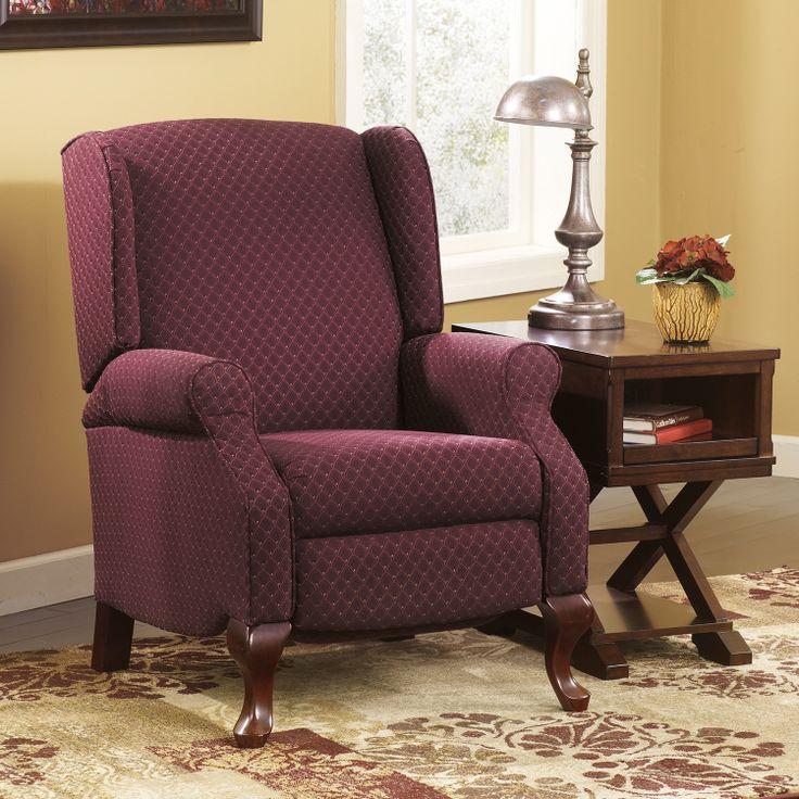 Signature Design Living Room High Leg Recliner 2800226   Ashley Furniture  HomeStore   Glendale AZ, Avondale AZ, Casa Grande AZ, Scottsdale A.