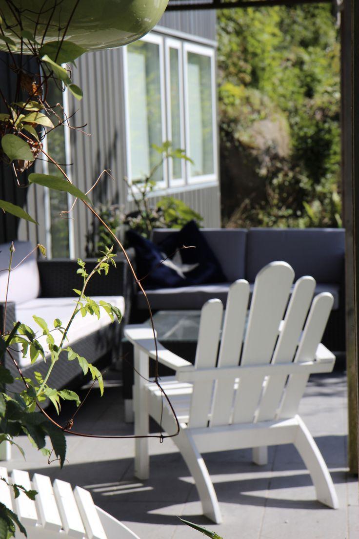 Måla ditt hus, inspiration för utomhusfärg. Fasadfärg, fasadnummer, Nordsjö. Stuvbutiken. Måla dina möbler, altan inspiration, fasad, utemiljö.
